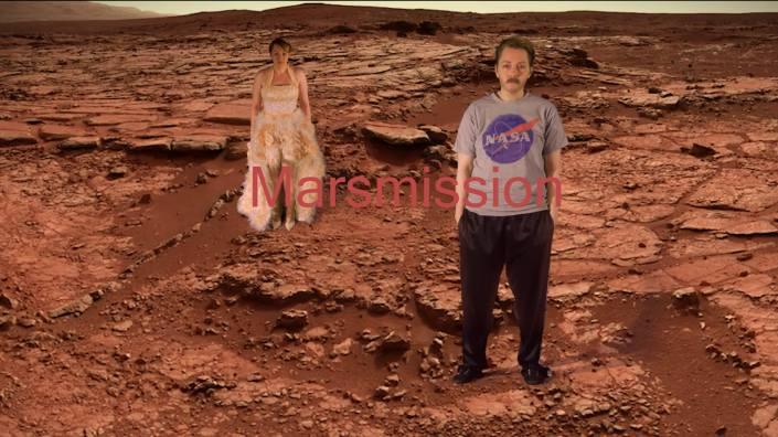 Marsmission_Titelfoto